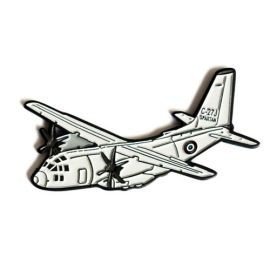 MAGNETE IN METALLO SMALTATO C-27J SPARTAN AERONAUTICA MILITARE