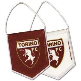 GAGLIARDETTO PENTAGONALE PICCOLO LOGO UFFICIALE TORINO FC