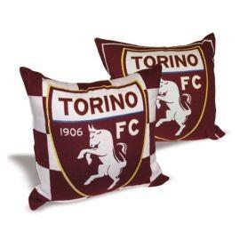 CUSCINO DA SALOTTO CON LOGO UFFICIALE TORINO FC