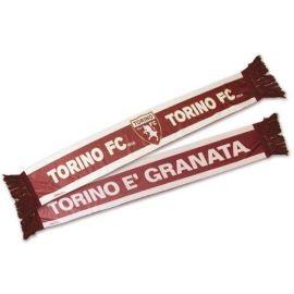SCIARPA STAMPATA SU DUE LATI IN POLIESTERE TORINO FC