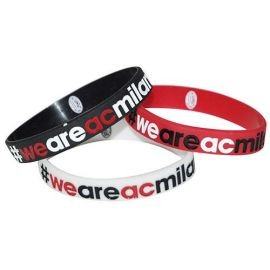 KIT 3 BRACCIALI WEAREACMILAN