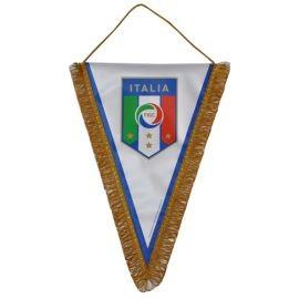 GAGLIARDETTO TRIANGOLARE 25X35 CM FIGC