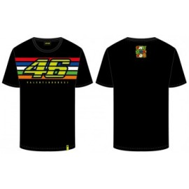 FELPA VR46 THE DOCTOR 46 GIALLA TG.M