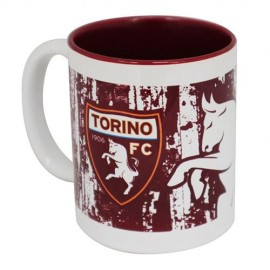 MUG IN CERAMICA INTERNO BORDEAUX TORINO FC