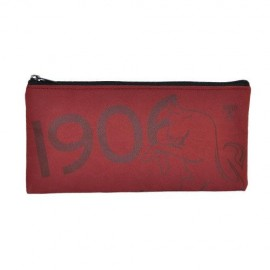 PORTAPENNE ECOPELLE TORO LINEA 1906 TORINO FC 20X9 CM