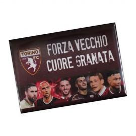 MAGNETE STAMPATO GIOCATORI TORINO FC