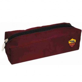 POCHETTE PORTATUTTO CON SINGOLA ZIP AS ROMA