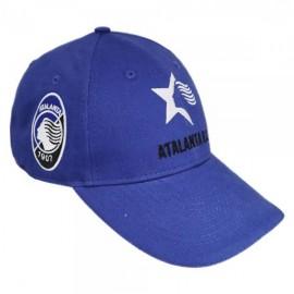 CAPPELLINO BASEBALL BLU RICAMATO STELLA-DEA ATALANTA B.C.