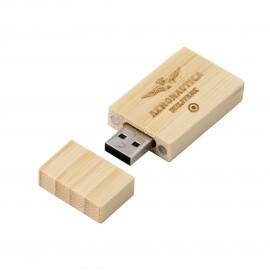 CHIAVETTA USB 32 GB IN LEGNO DI BAMBOO