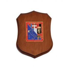 MINICREST CARABINIERI LEGIONE PIEMONTE MIS CM 8,5X11,5
