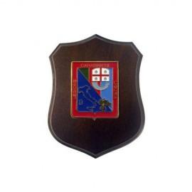 MINICREST CARABINIERI LEGIONE LIGURIA MIS CM 8,5X11,5