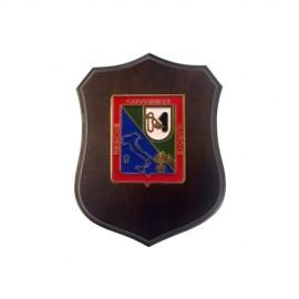 MINICREST CARABINIERI LEGIONE MARCHE MIS CM 8,5X11,5