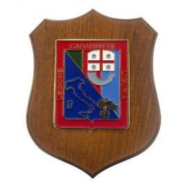 CREST CARABINIERI LEGIONE LIGURIA MIS CM 22,5X17,5
