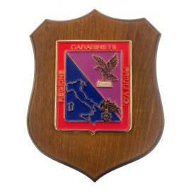 CREST CARABINIERI LEGIONE FRIULI VENEZIA GIULIA MIS CM 22,5X17,5