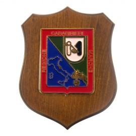 CREST CARABINIERI LEGIONE MARCHE MIS CM 22,5X17,5