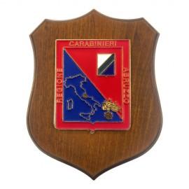 CREST CARABINIERI LEGIONE ABRUZZO MIS CM 22,5X17,5