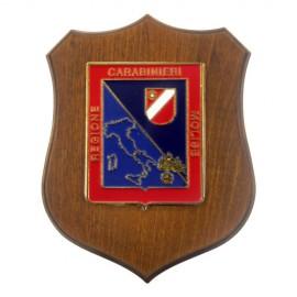 CREST CARABINIERI LEGIONE MOLISE MIS CM 22,5X17,5