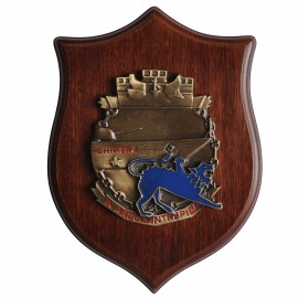 CREST ARALDICO CORVETTA CHIMERA MM