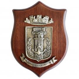 CREST ARALDICO DIREZIONE DI COMMISSARIATO MM